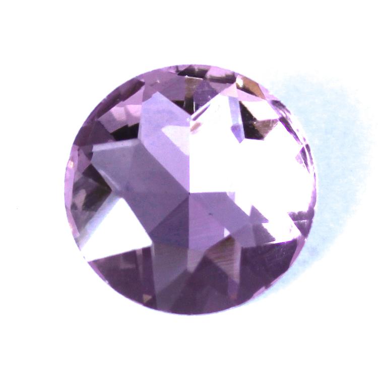 Violet Kinesisk Round Stone 27mm 1st
