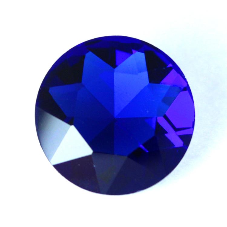 Cobalt Kinesisk Round Stone 27mm 1st