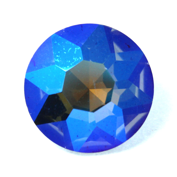 Black Diamond AB Kinesisk Round Stone 27mm 1st