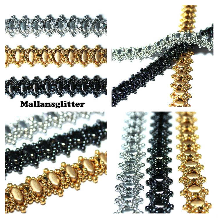 Silky Sparkle Bracelet PDF