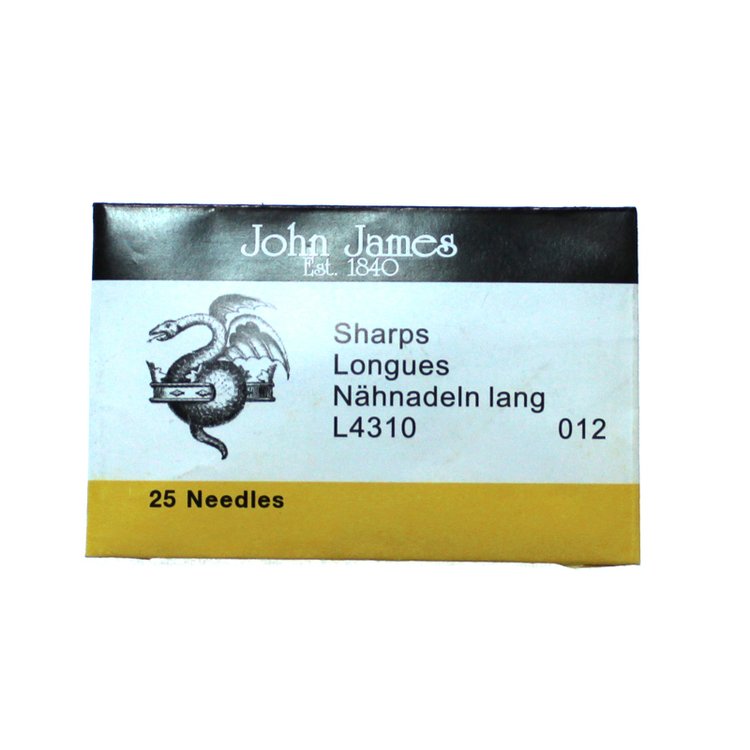 John James #12 L4310E 30mm 25pack