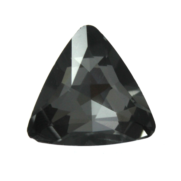 Black Diamond Kinesisk Strass Triangel 18mm 2st