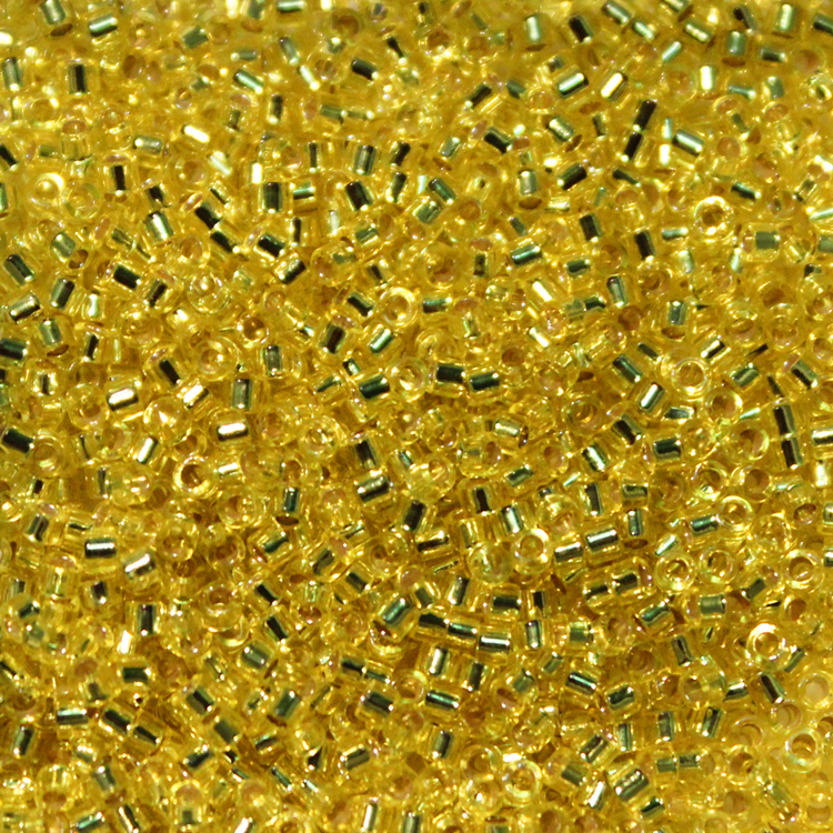 Silverlined Yellow DB-0145 Delicas 11/0 5g