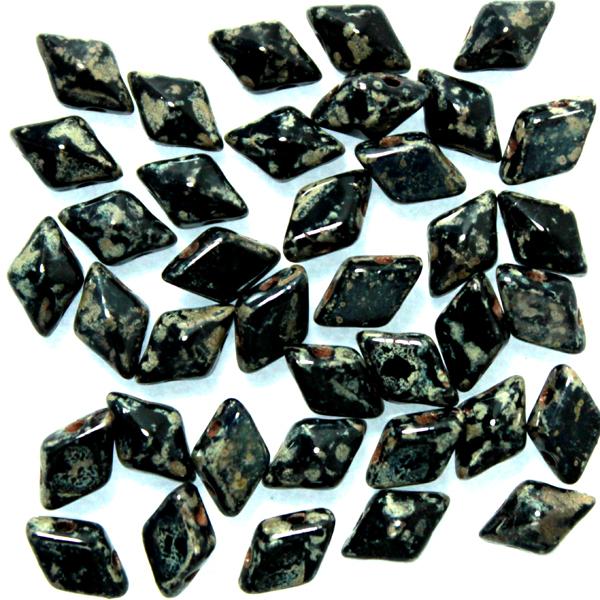 Jet Silver Picasso Diamonduo 5g