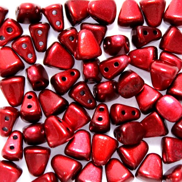 Metalust Lipstick Red NIB-BIT 10g