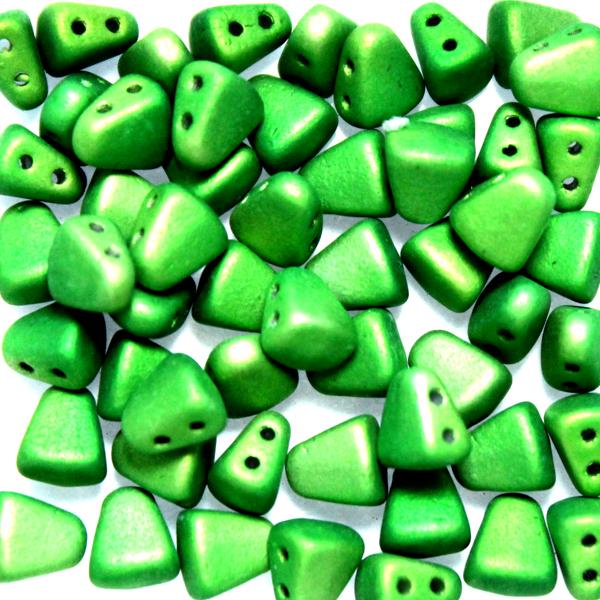 Metalust Matted Apple Green NIB-BIT 10g