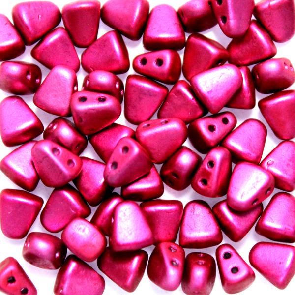 Metalust Matted Hot Pink NIB-BIT 10g