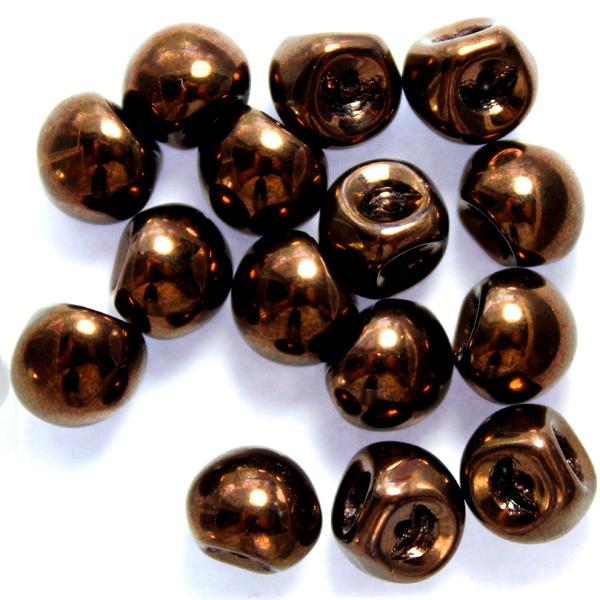 Jet Bronze Mushroom 15st