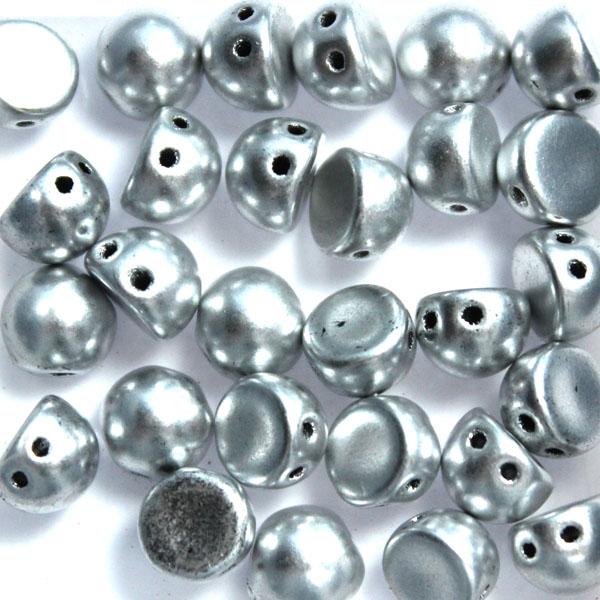 Aluminium Silver Cabochon 10g
