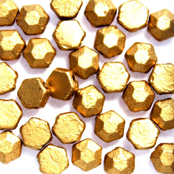 Aztec Gold Honeycomb Jewel 30st