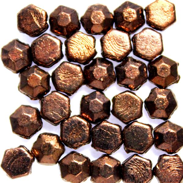 Jet Bronze Honeycomb Jewel 30st
