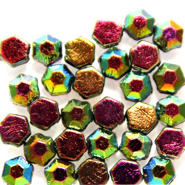 Jet Vitrail Full Honeycomb Jewel 30st