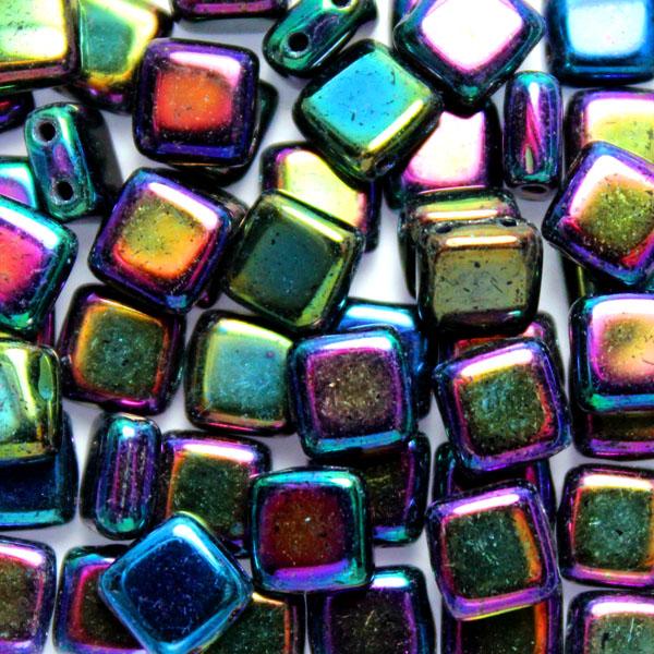 Iris Purple Tile 50st