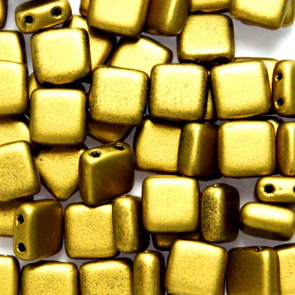 Olive Gold Tile 50st