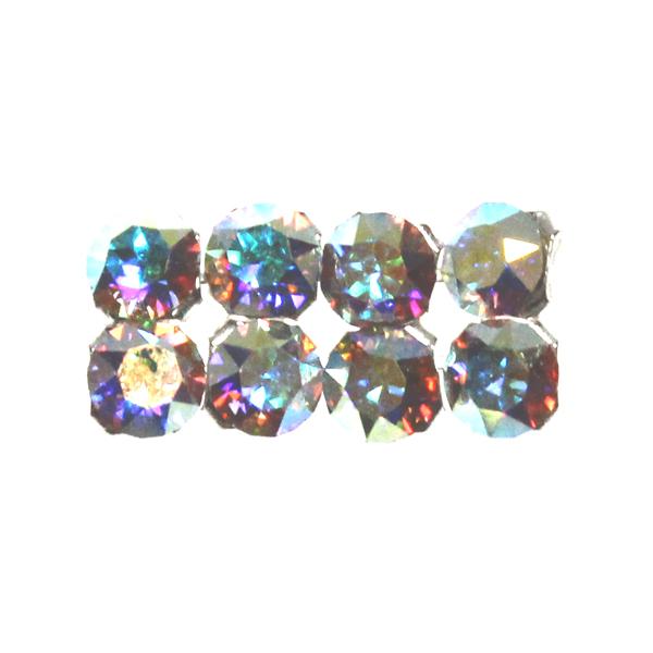 Crystal AB Swarovski Crystal Mesh 3mm 8st