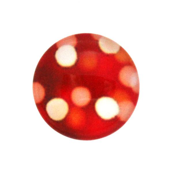Glitter 15 Cabochon 12mm 1st