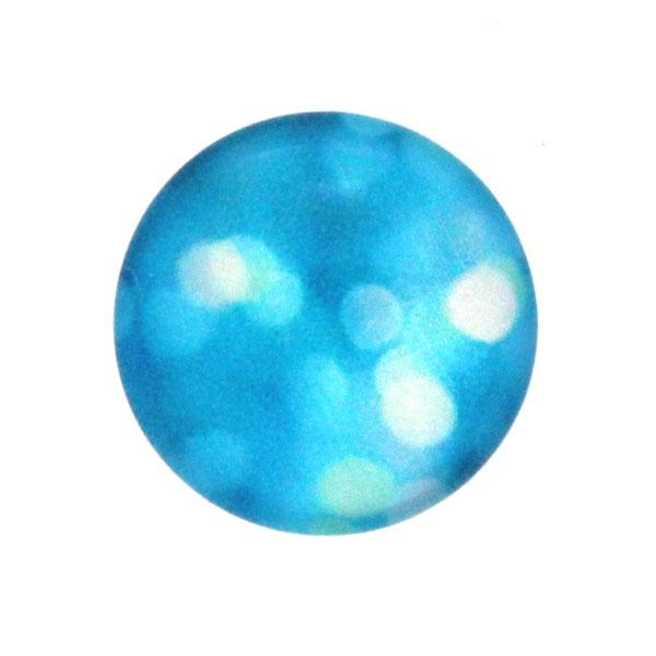 Glitter 16 Cabochon 12mm 1st