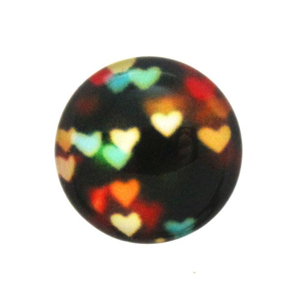 Glitter 18 Cabochon 12mm 1st