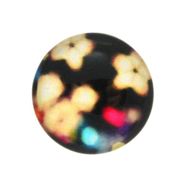 Glitter 22 Cabochon 12mm 1st