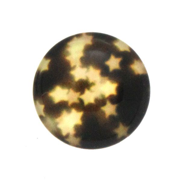Glitter 24 Cabochon 12mm 1st