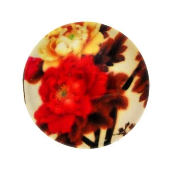 Blommor 7 Cabochon 12mm 1st