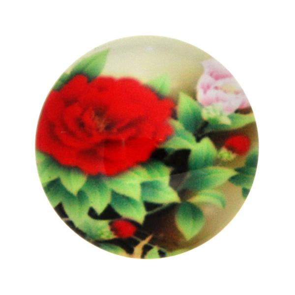Blommor 26 Cabochon 12mm 1st