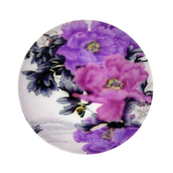 Blommor 39 Cabochon 12mm 1st