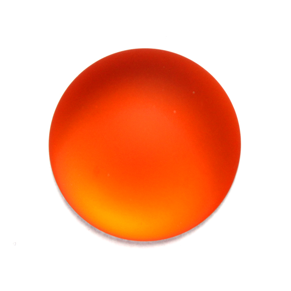 Orange Lunasoft Cabochon 24mm 1st