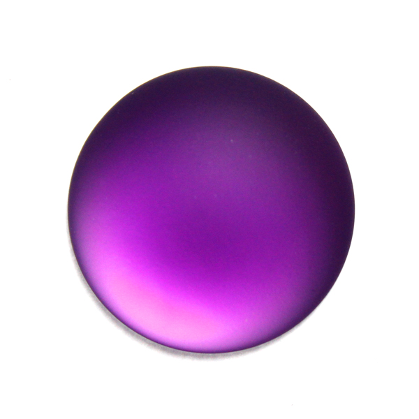 Purple Lunasoft Cabochon 24mm 1st