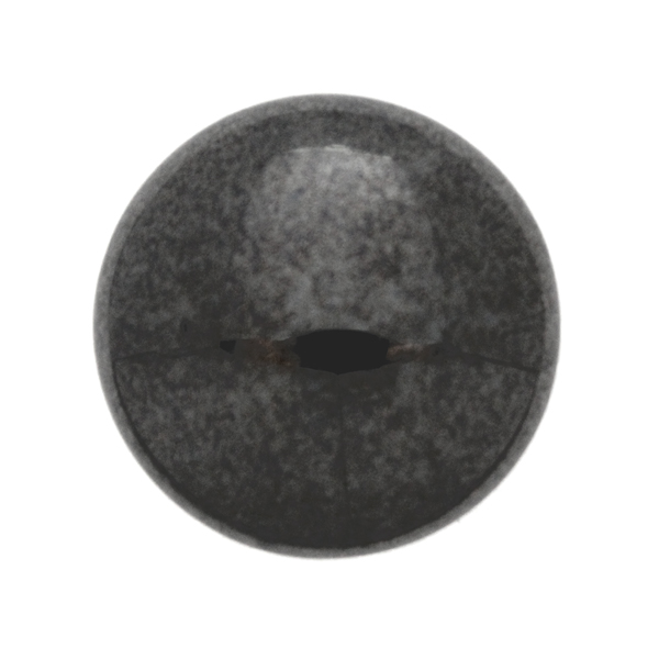 Hematite Cabochon Par Puca 25mm 1st