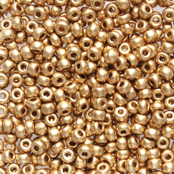 Aztec Gold 8-55127 Miyuki 8/0 10g