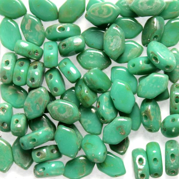 Green Turqoise Picasso Paros 10g