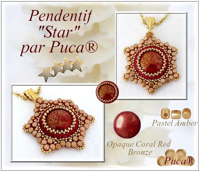 Pendentif Star