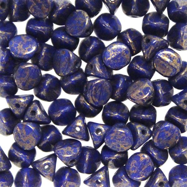 Opaque Blue Teracota Bronze Ilos 10g