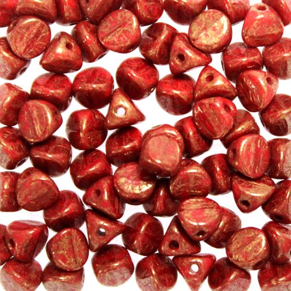 Opaque Red Teracota Bronze Ilos 10g
