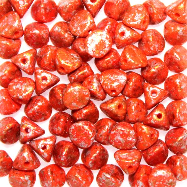 Opaque Light Coral Tweedy Copper Ilos 10g