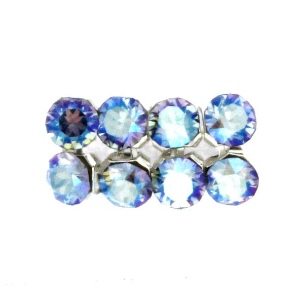 Light Sapphire Shimmer Swarovski Crystal Mesh 3mm 8st