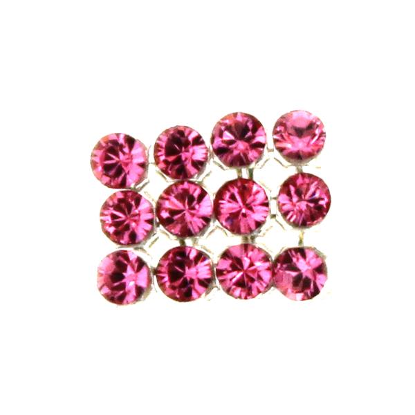 Rose Swarovski Crystal Mini Mesh 1,7mm 12st