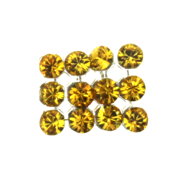 Sunflower Swarovski Crystal Mini Mesh 1,7mm 12st