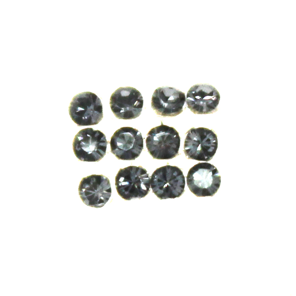 Crystal Silver Night Swarovski Crystal Mini Mesh 1,7mm 12st