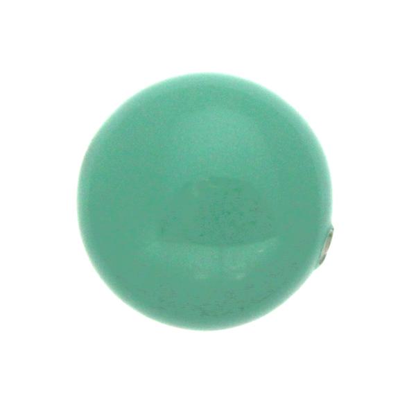 Jade Swarovski Coin Pearl 14mm 5860 1st