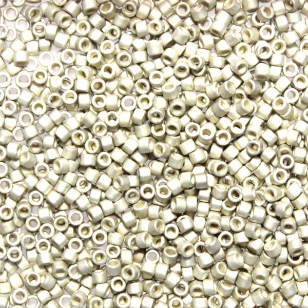 Galvanized Semi-matte Silver DB-1151 Delicas 11/0 5g