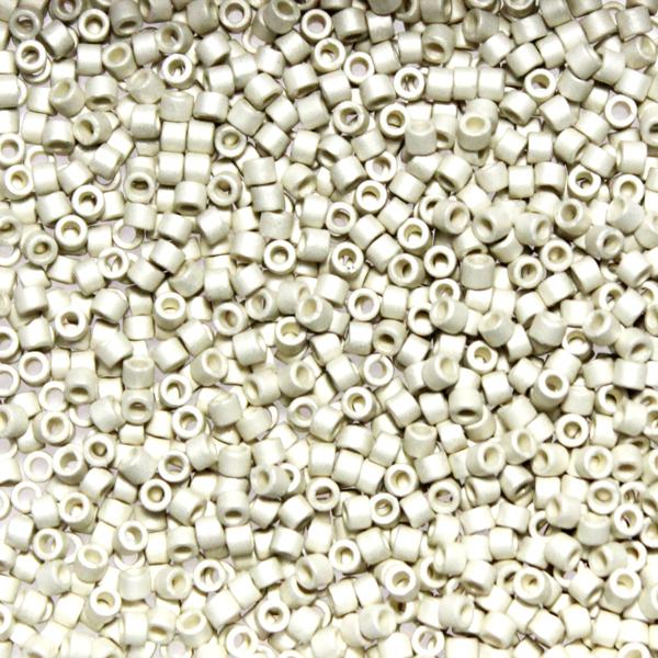 Matte Galvanized Silver DB-0335 Delicas 11/0 5g