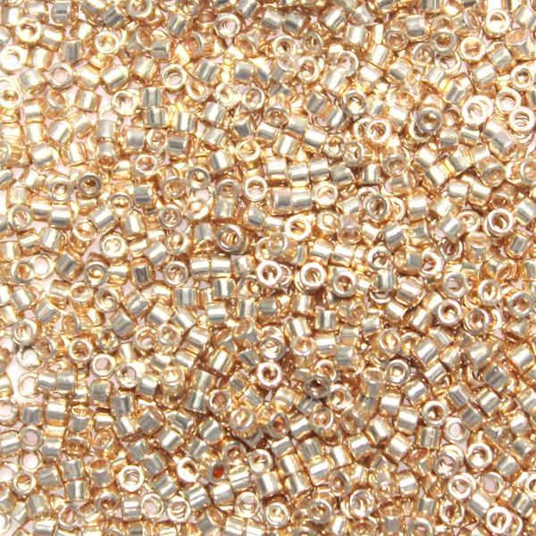 Galvanized Champagne DB-0433 Delicas 11/0 5g