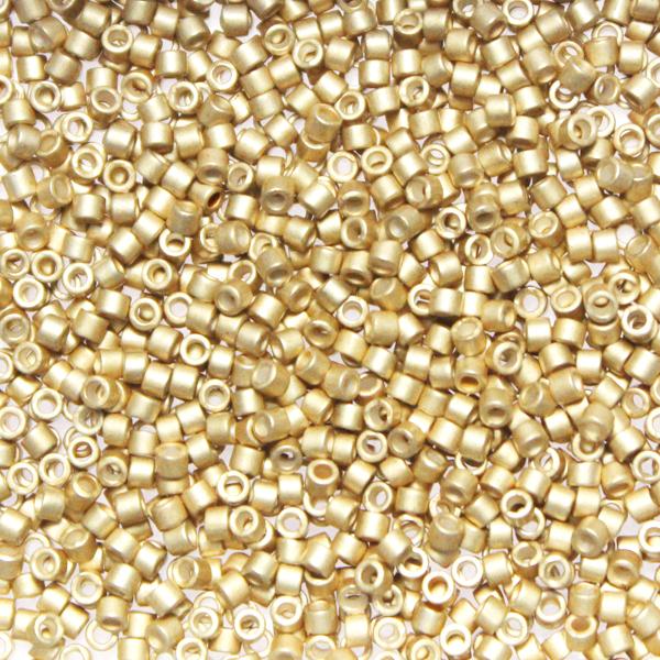 Galvanized Semi-matte Mead DB-1153 Delicas 11/0 5g
