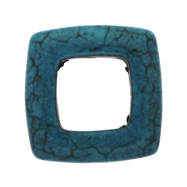 Blå Howlit Ram 20x20mm 1st