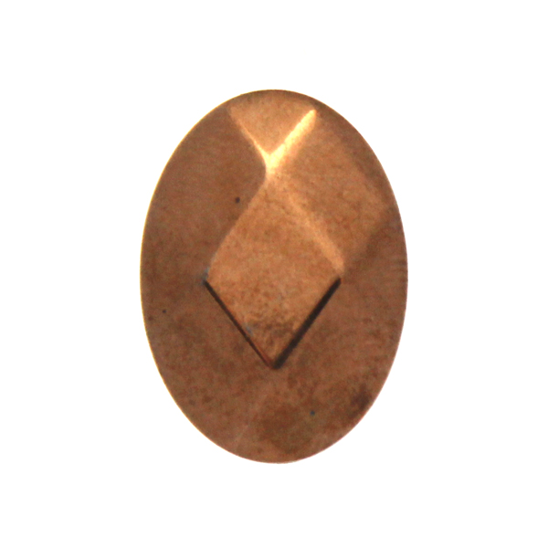 Bronze Hematit Oval 18x13mm 1st