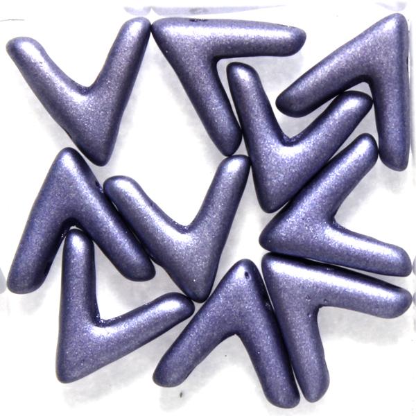 Alabaster Metallic Violet AVA 10st
