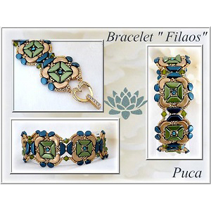 Bracelet Filaos