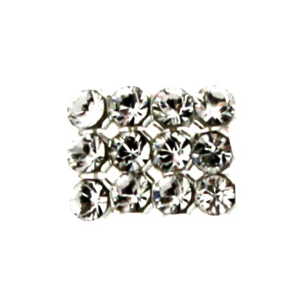 Crystal Swarovski Crystal Mini Mesh 1,7mm 12st